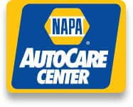 We are a NAPA Service Center