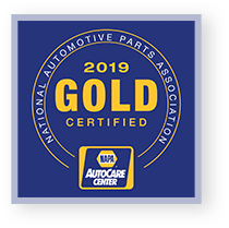 We are a NAPA Gold Certified Service Center
